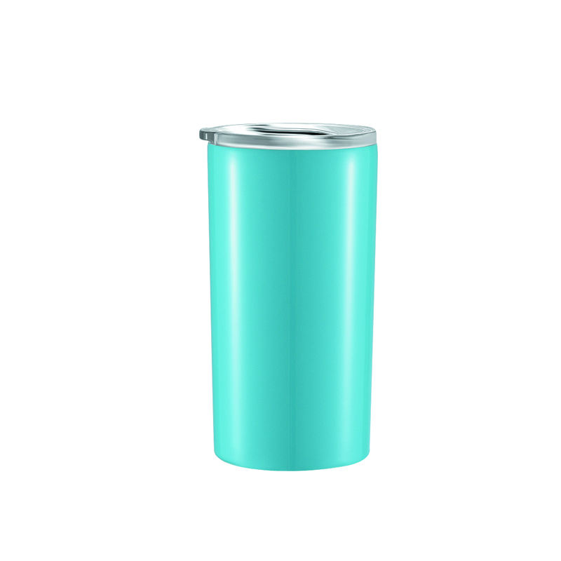 2020 Best Seller Wholesale 12 oz Double Walled Stainless Steel Vacuum Insulated Water Tumbler Cup Mug with Lid