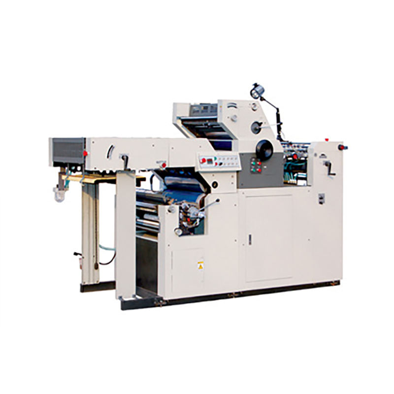 Double Side One Color Offset Printing Machine