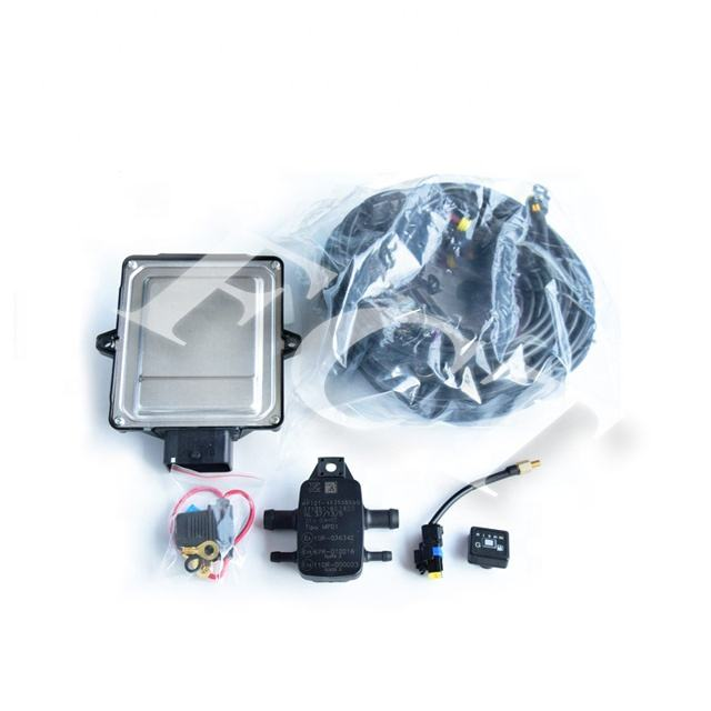 lpg autogas ISO 9001 certificate lpg cng fuel system conversion ecu fuel injection kit for motorcycle MP48 ecu