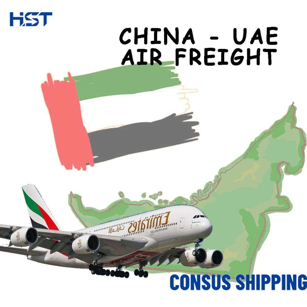 Fast 5 Days Air Freight Logistics Cost From China Shipping To UAE DDP Port Jebel Ali Tdubai Sharjah Abu Dhabi