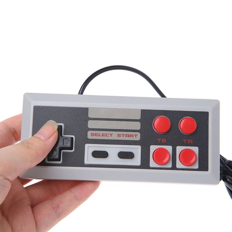 Hit Game Retro Consola De Juegos Switch Video Game Gamepad Controller Wired Joystick untuk Nintendo SPN Konsol Xbox PS4 PC