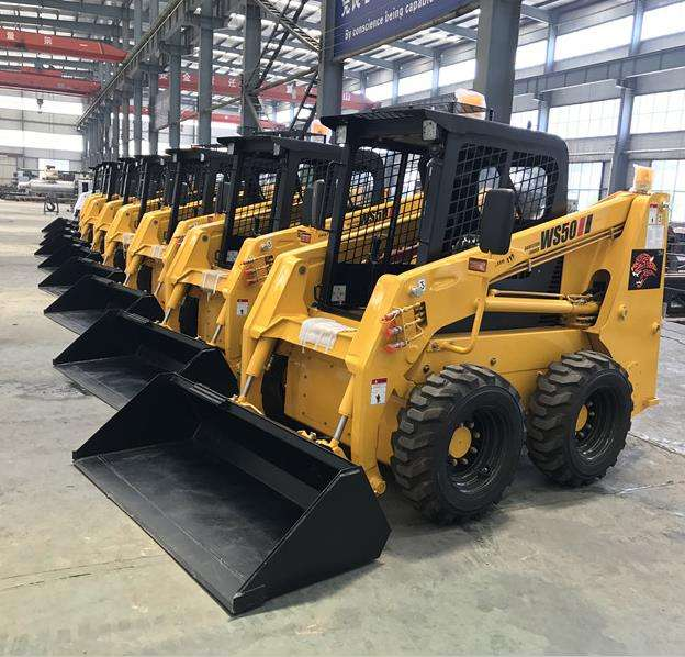 China mini loader skid steer 500kg 700kg 850kg 1050kg 1500kg Skid Steer Loader For sale