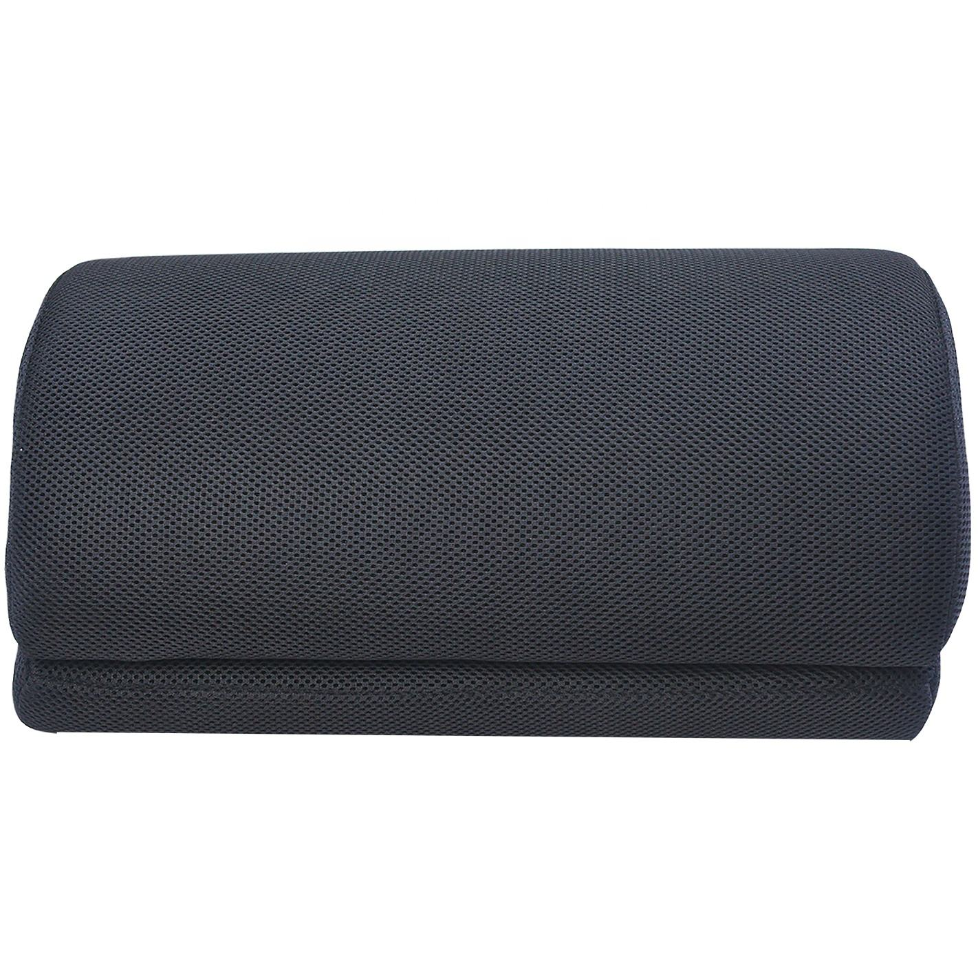 Foot Rest Pillow Cushion Memory Foam Under Office Desk Half Cylinder Home Foot Relax Pain Relief Relaxing Cushion Pad