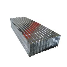 GI Steel Building Sheet RAL Zinc Metal Roofing Tiles Corrugated Z100 Iron Plate