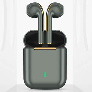 2020 Asli Hitam Jumat Audifonos Headphone BT 5.0 Wireless Earphone Earbud J18 Tws