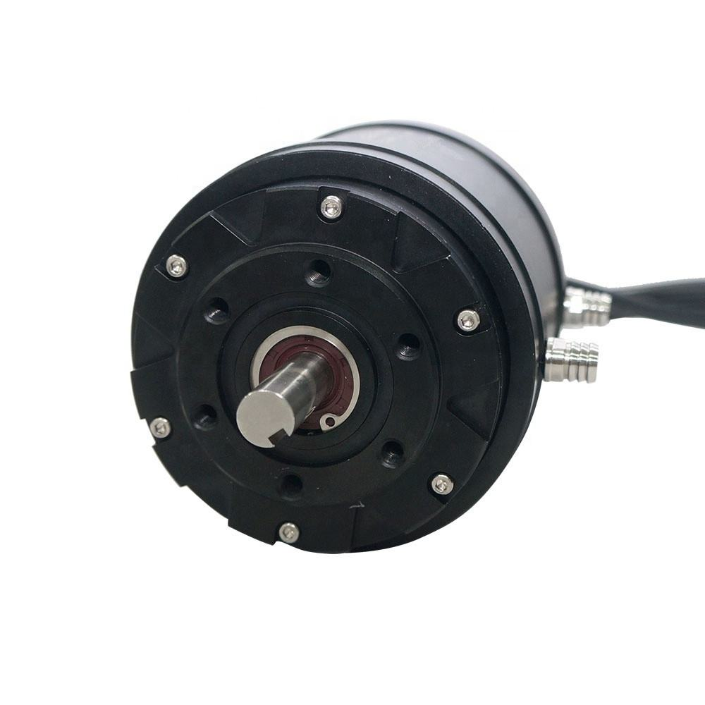 20Nm 12-18S 170KV 72V 10kw electric ev car motor