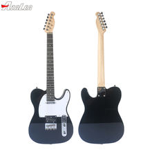 Chinese professional factory wholesale price tl electric guitar TL black body