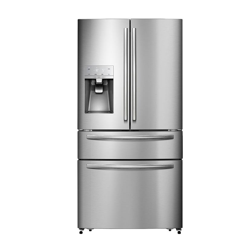 701L Super Big No Frost Inverter French Door Refrigerator With Ice Maker