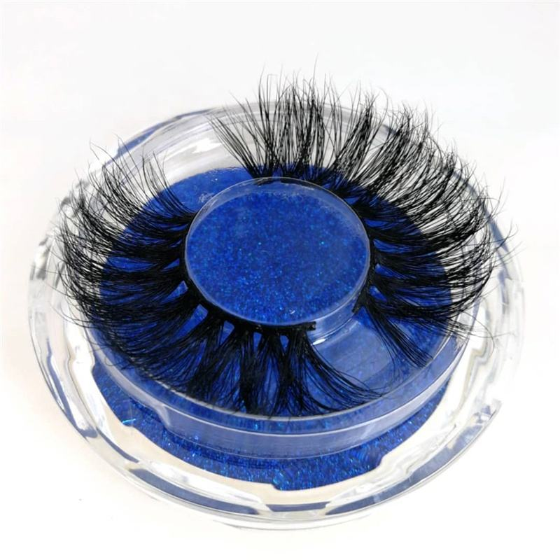 Akara 25MM Siberian Mink lashes wholesale lash vendor 3d mink eyelash manufacturer