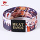 Custom Polyester Elastic Bracelet Event Wristband with Logo