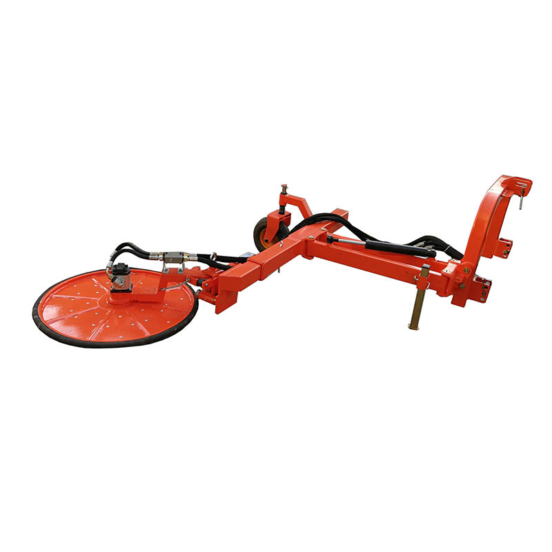 Tractor mounted PTO driven drum disc mower manufacturer