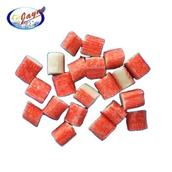 Hot sale high quality seafood frozen fish surimi bites