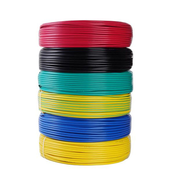 wholesale BV/BVR cable house wire used electric heating wire cable One-to ten-millimeter-square PVC cooper wire