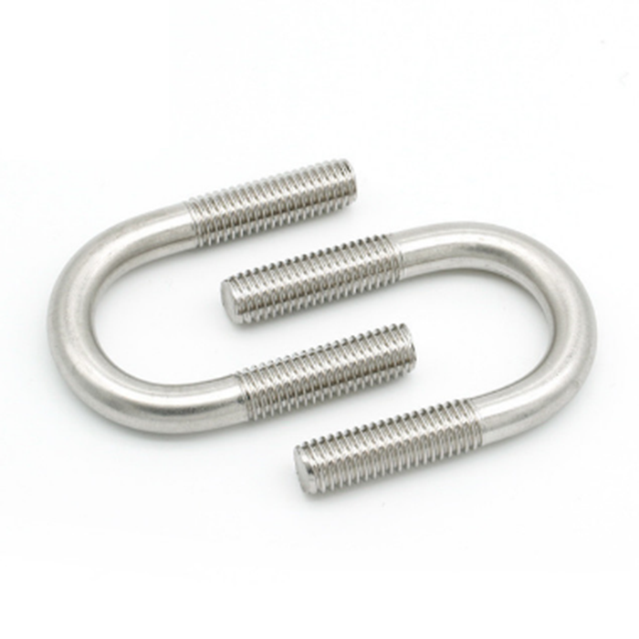 ISO Certified Thread Brass U Bolt India