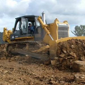 320hp SHANTUI SD32W Rock Bulldozer