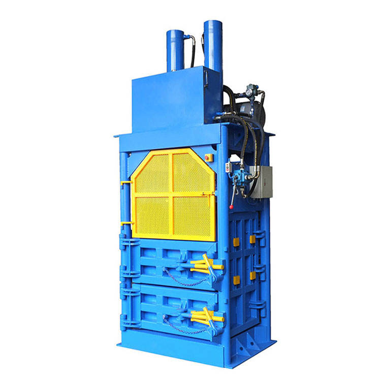 Hydraulic recycling baling machine Automatic used scrap / clothes / pet bottle hydraulic baling press machine