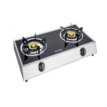 Two-hole lpg gas stove  for home use for hot selling