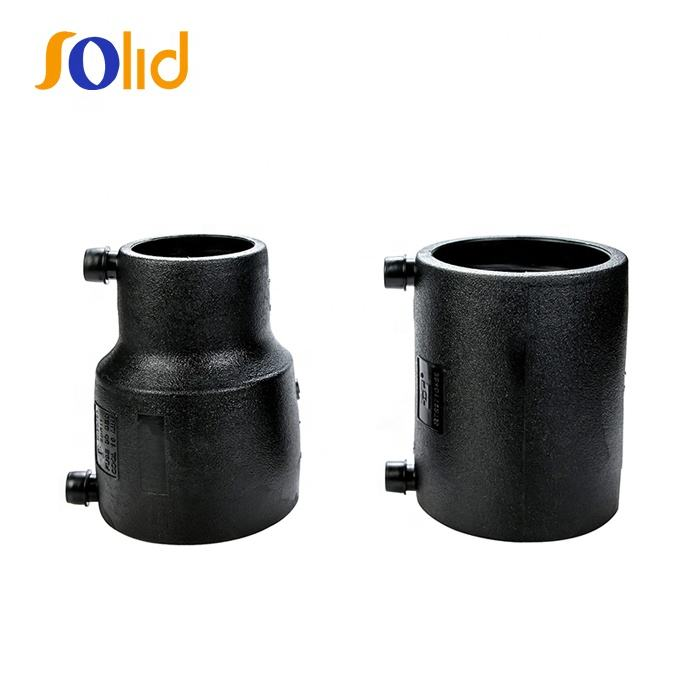 HDPE Electrofusion Coupling/pe pipe fitting