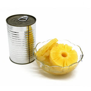 CANNED PINEAPPLE SLICES/ CHUNKS/ PIECES/ CRUSHED PINEAPPLE CHEAP PRICE