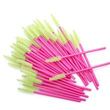 Brush Eyelash Extension Eye Lash Tool Wholesale Cheap Disposable Mascara Wand