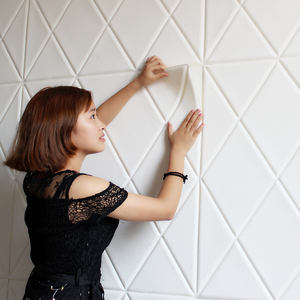 Wholesale 8mm thickness House Decoration Living Room Wall Paper 3D Mural Wallpaper/3D Brick Wall