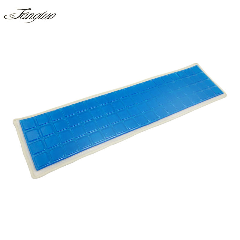 เจลCooling Memory Foam Mouse Pad Keyboard Pad REST