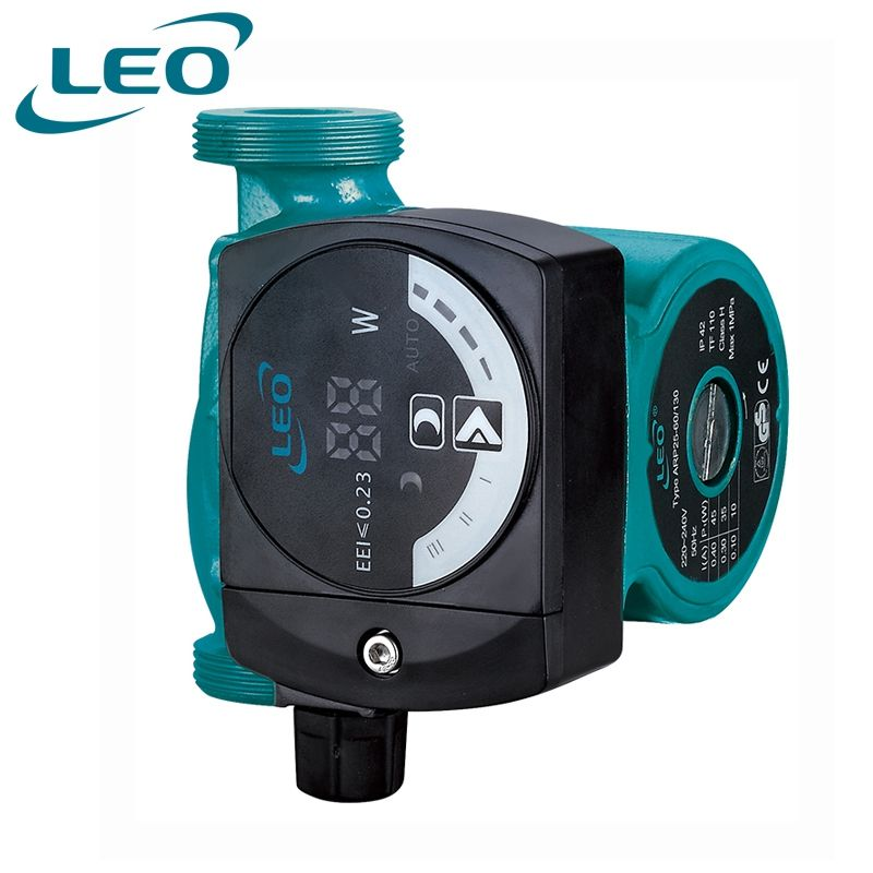 LEO Anti-Rust Cast Iron Heating System Circulation Water Pump