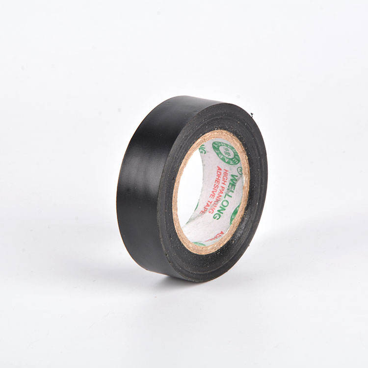 Free Shipping and Sample Compatible UL Colored PVC Vinyl Adhesive Electrical Tape 10M for Wire Insulation