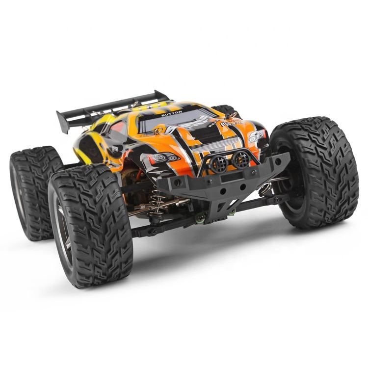 Full Scale 1:12 Off-road RTR 2.4GHz 4WD High Speed Truck Electric Car For kids with Remote Control Waterproof RC Toy Car