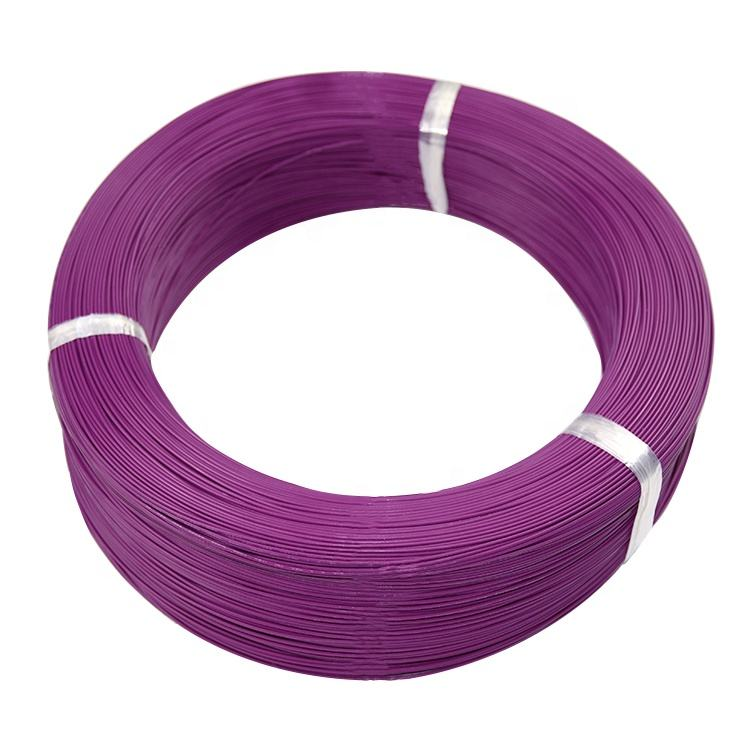 Electrical Wires PFA Insulated UL 10362 Wire Single Core Tinned Copper Electric Flexible Cable Wire