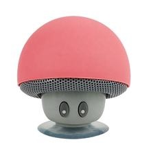 Mini Small Mushroom Outdoor Blue Tooth Speaker Amplifier Custom OEM Good Music Portable Bluetooth Wireless Speaker
