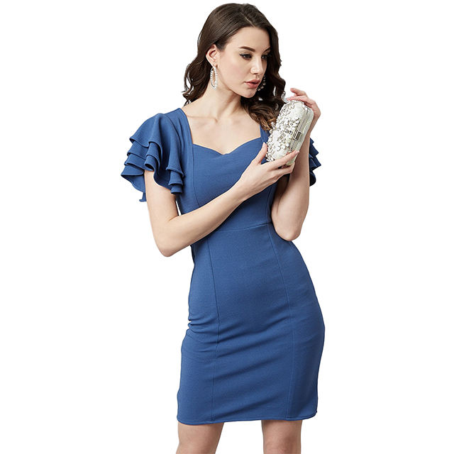 High quality pattern summer dress latest sexy fantasy with factory direct sale price
