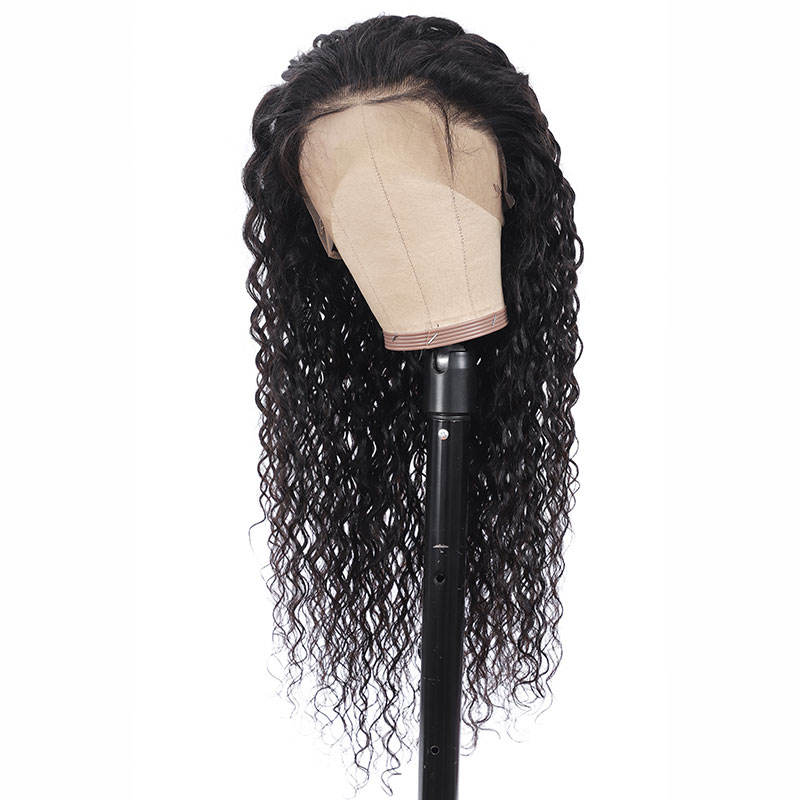 Hot Selling 10A Grade 99J Burgundy Deep Curly Vendor Virgin Lace Front Wig For Black Women Hd 13X6 613 Lace Front Wig Human Hair