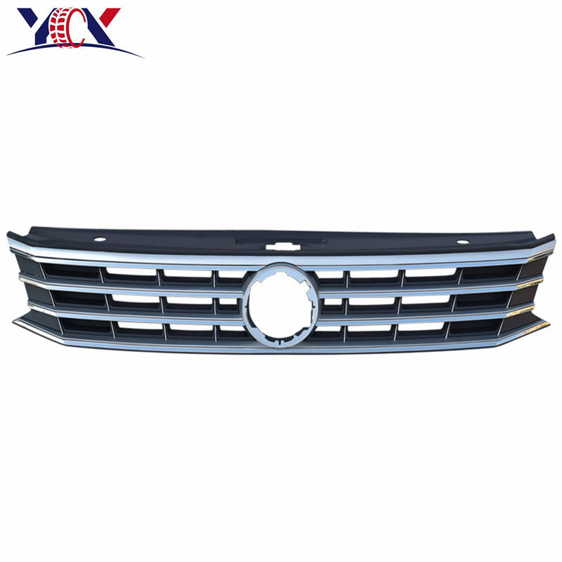 Auto intake grille (HOHE CONFIGULATION) für <span class=keywords><strong>vw</strong></span> <span class=keywords><strong>passat</strong></span> 2016 Auto teile kühlergrill (HOHE CONFIGULATION) OEM 56D 853 653C