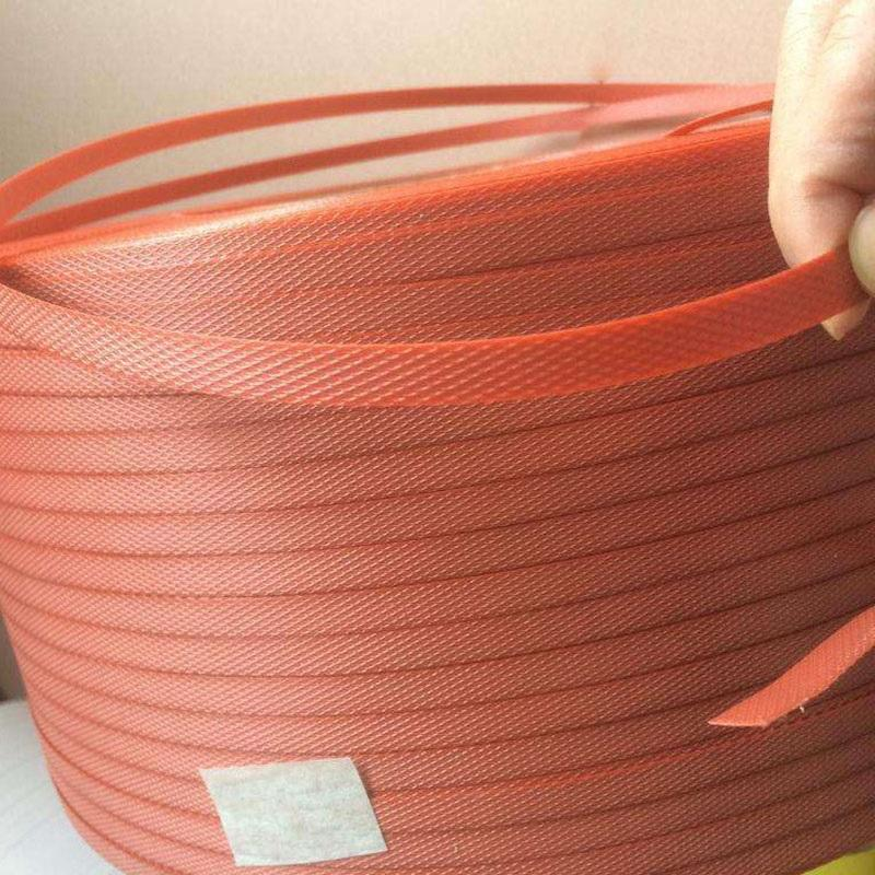 Plastic Strap Pp Plastic Colorful Band Packing Belt Strapping