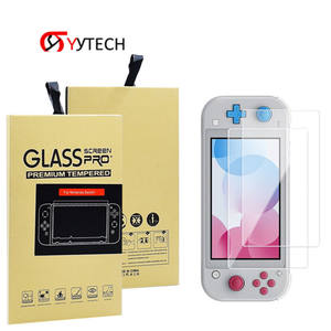 SYYTECH Switch Lite Screen Protector Tempered Glass Film for Nintendo Switch Lite Mini