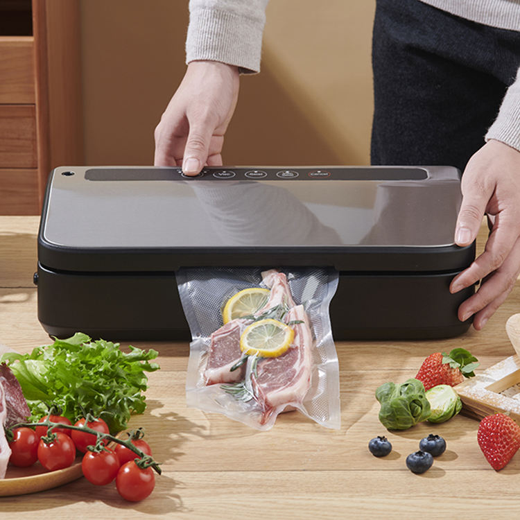 Home Sealing Machine Kitchen Portable Automatic Food Home Vacuum Sealer Vacuum Food Sealer