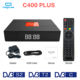 Magicsee C400 Plus Android Tv Box Receiver DVB Android 4k Tv Box