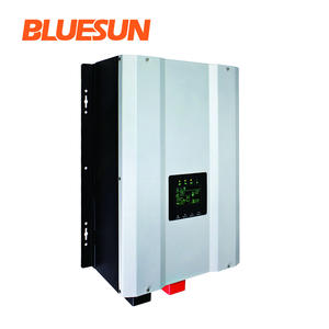 3kw 5kw 10kw Off-Grid Hybrid Mpp Solar Inverter Pure Sine Wave Power Inverter Off Grid Inverter Surya Offgrid untuk Dijual