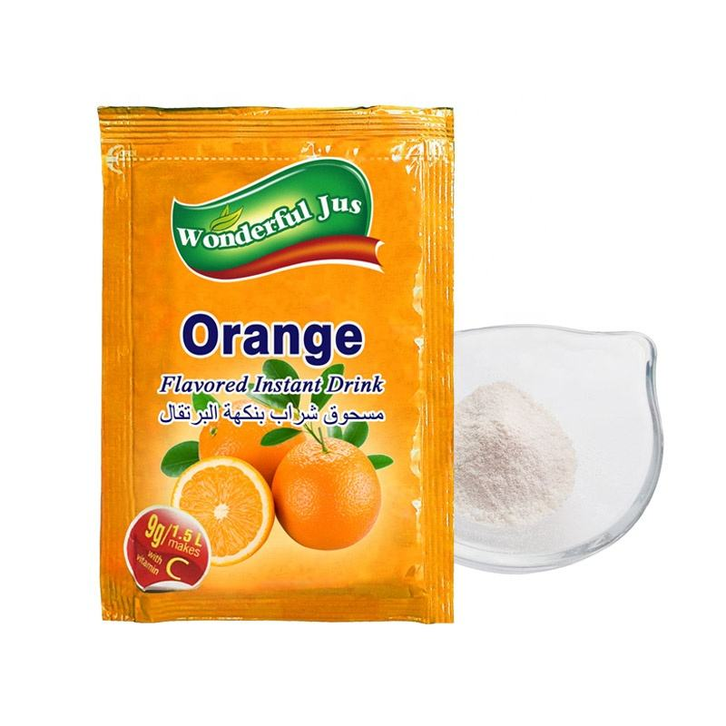 Best Sale Quality Orange Flavor Fruit Juice Concentrate Powder