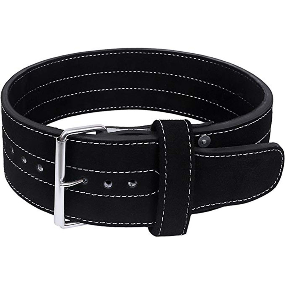 Single Prong Men And Women Weightlifting Competition Belt 10mm