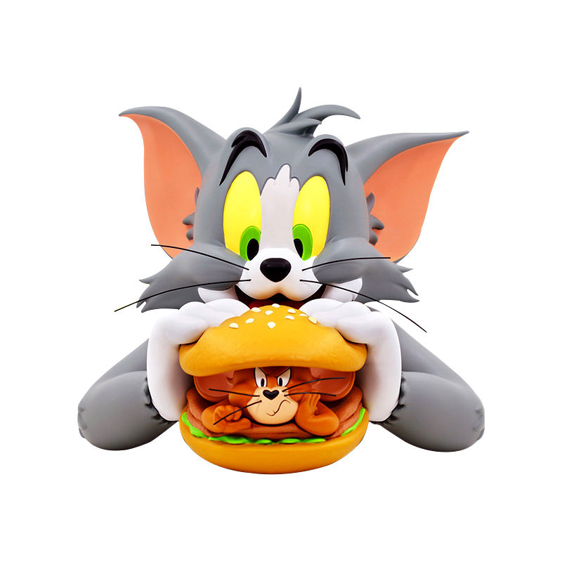 High Quality Manufacturer DongGuan Tom and Jerry Custom toy Oem figure Customize trend toy