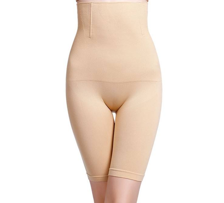 Women cintura alta panty girdle seamless Pull body shaper gaine amincissante femme invisible tummy control#SL08