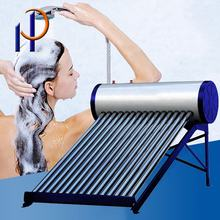 Hot Sales 100L High-quality Compact Non-pressure Sun Energy Hot Water Solar Heater