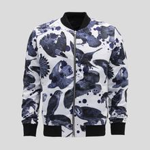 Sublimation Satin Bomber Jacket from Pakistan