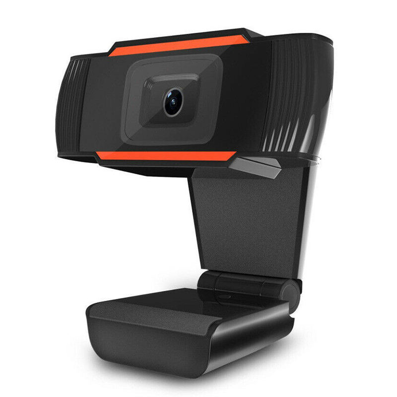 Câmera Gravação de Vídeo Chat Webcam Web Camera HD Web Cam Usb com Microfone HD com Microfone Para Computador PC
