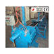 Suppliers copper lathe machine production line machinery equipments metal scrap copper metal continuous casting peeling machine