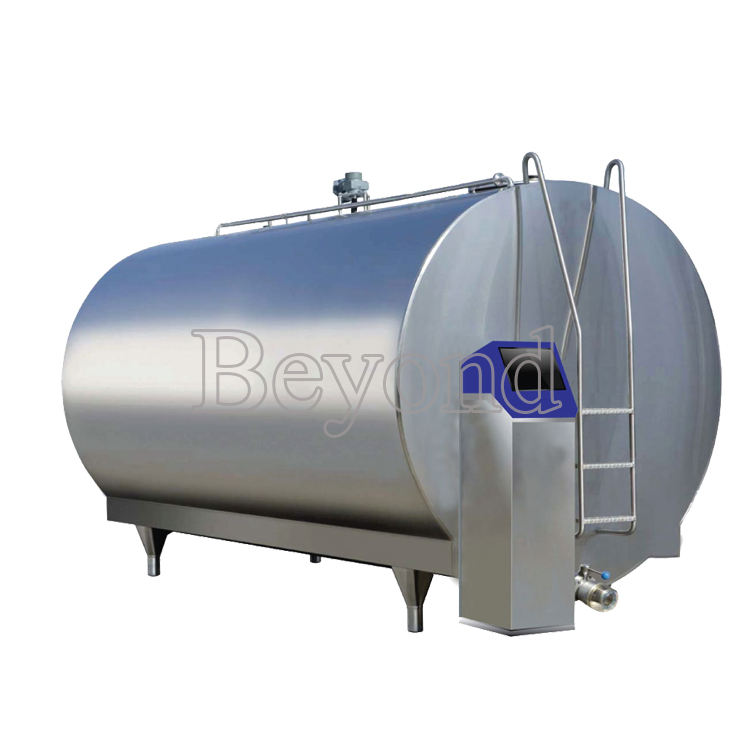 stainless steel 5000 liter milk cooling tank for farm Milk Cooling Tank