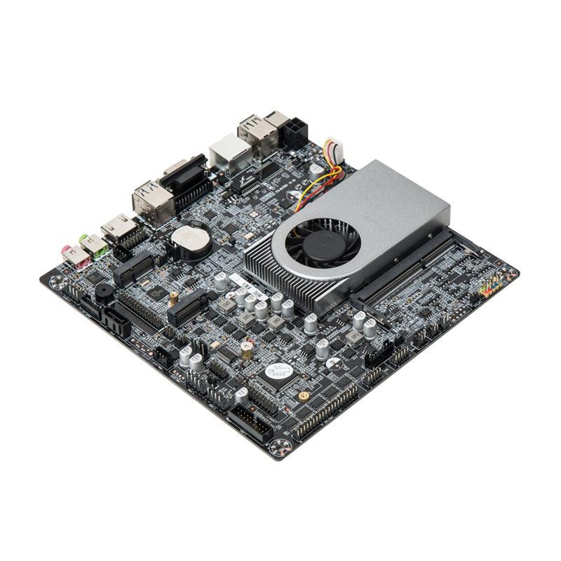 E Mini placa base Intel componentes de diseño de Pcb Ddr 3 en precio barato Cpu placa base