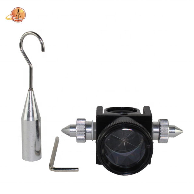 Good quality mini 103 optical glass prism used for total station have a good price prisms